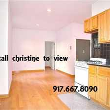 Rental info for E Houston St & 1st Ave in the East Village area