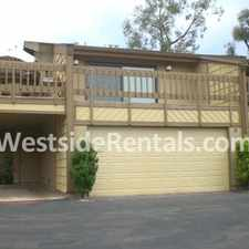 Rental info for 2 master bedrooms and 2.5 bathrooms, 2 car garage, in the La Jolla Village area