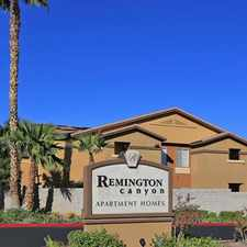 Rental info for Remington Canyon