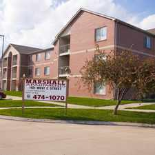 Rental info for Marshall Apartments in the Lincoln area