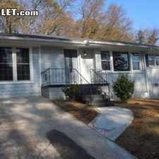 Rental info for $1750 3 bedroom House in Fulton County Lakewood Heights in the Chosewood Park area