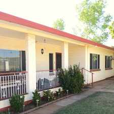 Rental info for Three Bedroom Block Home in the Mount Isa area