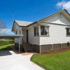 Rental info for Neatly Packaged Home in Central Location!! in the Toowoomba area