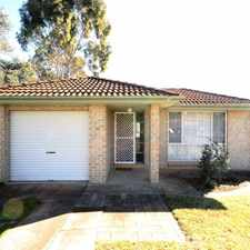 Rental info for 3 bedroom home with a great yard in the Sydney area