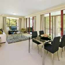 Rental info for Wonderful 3 bedroom apartment with luxury and convenience in the Wollstonecraft area