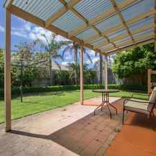 Rental info for Spacious three bedroom home plus study! in the Frankston South area