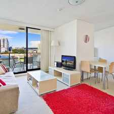 Rental info for Modern Waterfront Unit with Breathtaking Harbour Views in the McMahons Point area