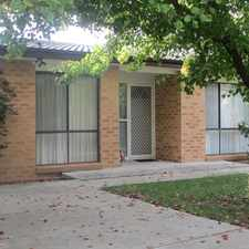 Rental info for ***UNDER OFFER*** Split Level Family Home Adjacent to Nature Reserve in the Canberra area