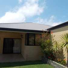 Rental info for LOCATION COMFORT AND STYLE in the Mindarie area
