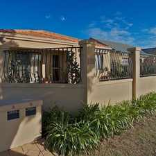 Rental info for Wonderful Location!!! in the Perth area
