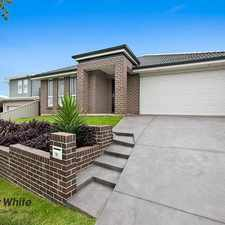 Rental info for IMMACULATE & SOPHISTICATED HOME in the Wollongong area