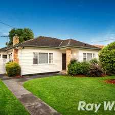 Rental info for CHARMING FAMILY HOME - 6 MONTH LEASE