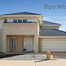 Rental info for Living on the lake in the Melbourne area