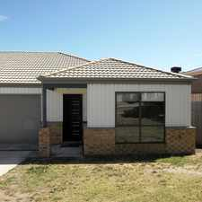 Rental info for Near new & very modern villa!LEASE BREAK. UNDER APPLICATION in the Carrum Downs area