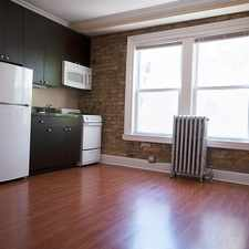 Rental info for 1063 Columbia in the Rogers Park area