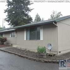 Rental info for 12837 SE Foster Rd in the Pleasant Valley area