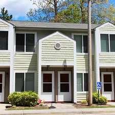 Rental info for Yorktown Square Rivermeade Apartments
