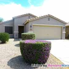 Rental info for 43535 W Colby Dr in the Maricopa area