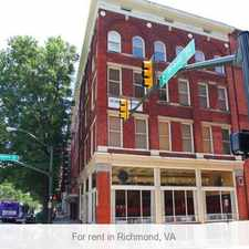 Rental info for Loft - 3 bedrooms - in a great area. in the Jackson Ward area