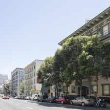 Rental info for 947 BUSH in the Lower Nob Hill area