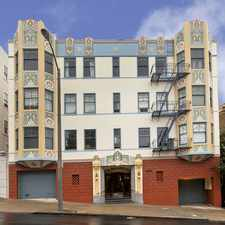Rental info for 915 Pierce in the Western Addition area