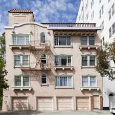 Rental info for 621 STOCKTON in the Chinatown area