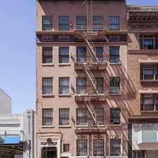 Rental info for 816 Geary