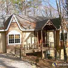 Rental info for Single Family Home Home in Rabun gap for For Sale By Owner