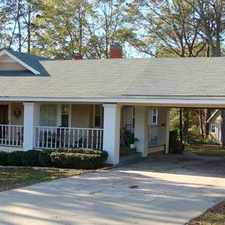 Rental info for Single Family Home Home in Clanton for For Sale By Owner