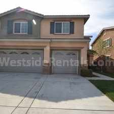 Rental info for 4 Bedrooms, 2.5 Baths Home