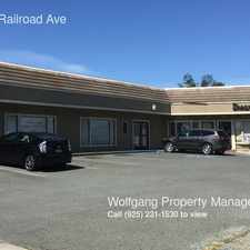 Rental info for 4154 Railroad Ave
