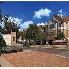 Rental info for Gables Central Park Texas