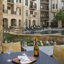 Rental info for Gables Villa Rosa in the Dallas area