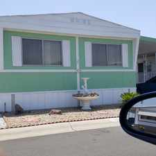 Rental info for PP49 Large 2 bedroom, 2 bath with yard in Plaza Pines. Low space rent. in the Anaheim area
