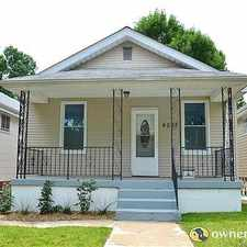 Rental info for Single Family Home Home in Saint louis for For Sale By Owner in the Carondelet area