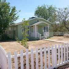 Rental info for Single Family Home Home in Coolidge for For Sale By Owner