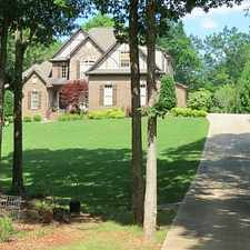 Rental info for Single Family Home Home in Trussville for For Sale By Owner