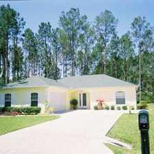 Rental info for Single Family Home Home in Palm coast for For Sale By Owner