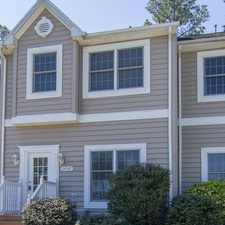 Rental info for 3 bedrooms \ Easton - in a great area.