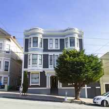 Rental info for 720 BAKER in the San Francisco area