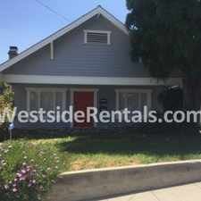 Rental info for Beautiful fully restored house in the Highland Park area
