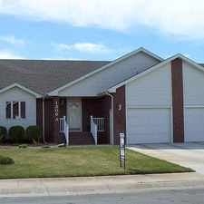 Rental info for Townhouse/Condo Home in Hays for Rent-To-Own
