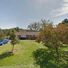 Rental info for Single Family Home Home in Roanoke for Rent-To-Own