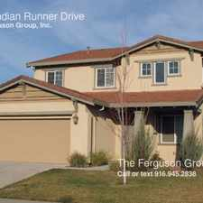 Rental info for 1351 Indian Runner Drive in the 95765 area