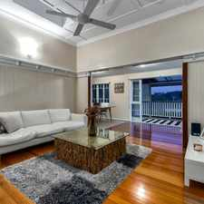 Rental info for Character Queenslander Home in Beautiful Hawthorne
