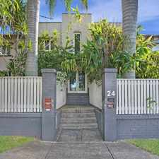 Rental info for ART DECO APARTMENT - 3KM FROM CBD in the Brisbane area