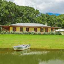 Rental info for Charming and Classic Estate Home in Currumbin Valley