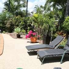 Rental info for Affordable tropical oasis with in-ground pool and air-conditioning in the Bucasia area