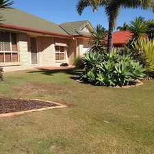 Rental info for WELLINGTON POINT - SPACIOUS FAMILY HOME in the Brisbane area