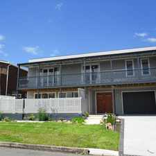 Rental info for As New Townhouse in the Wollongong area